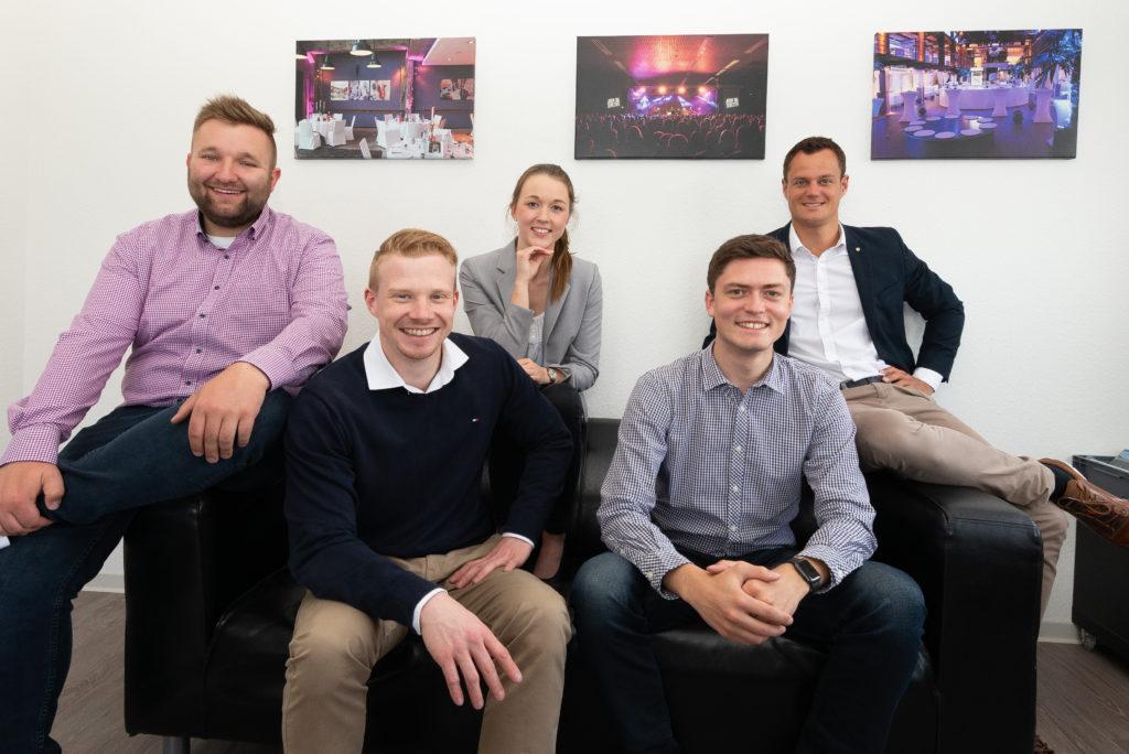 BR Management Fullservice Agentur Team Foto