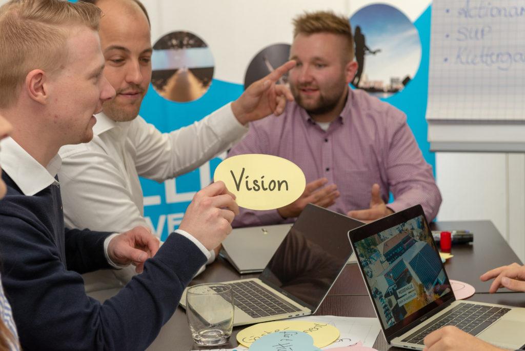 Fullservice Agentur Visionen